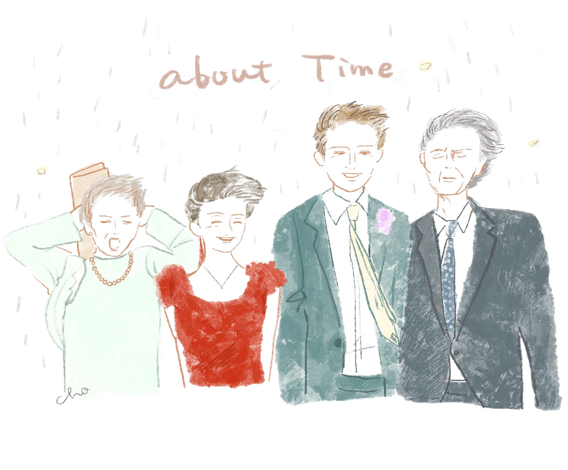 映画 about time